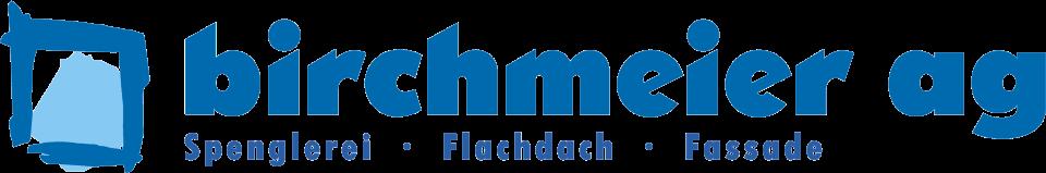 Logo Birchmeier AG Spenglerei Flachdach Fassade Gebäudehülle