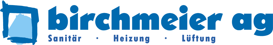 Logo Birchmeier AG Sanitär Heizung Lüftung